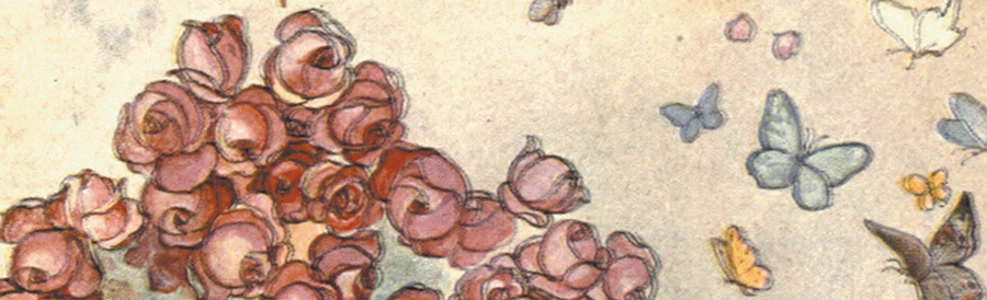 Red Roses of Nectar – How Red Roses First Came
