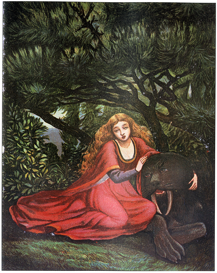 Beauty and the Beast by Eleanor Vere Boyle