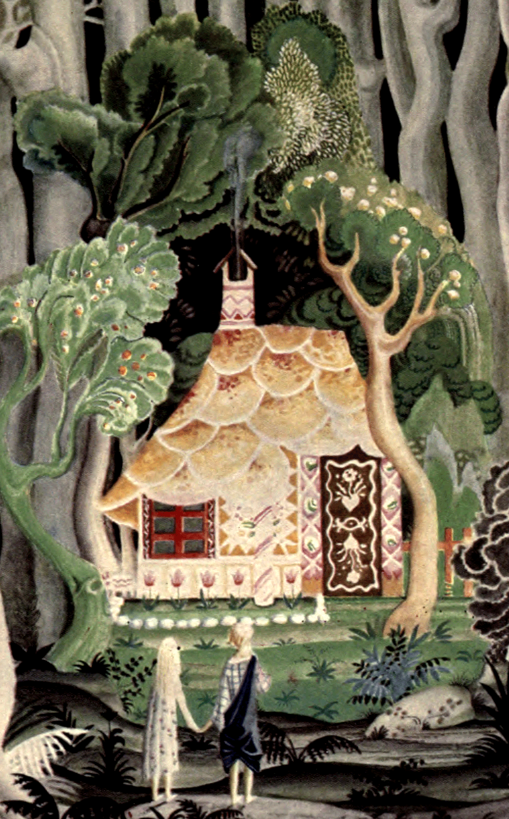 Hansel and Gretel and Other Brothers Grimm Stories – Illustrated by Kay Nielsen