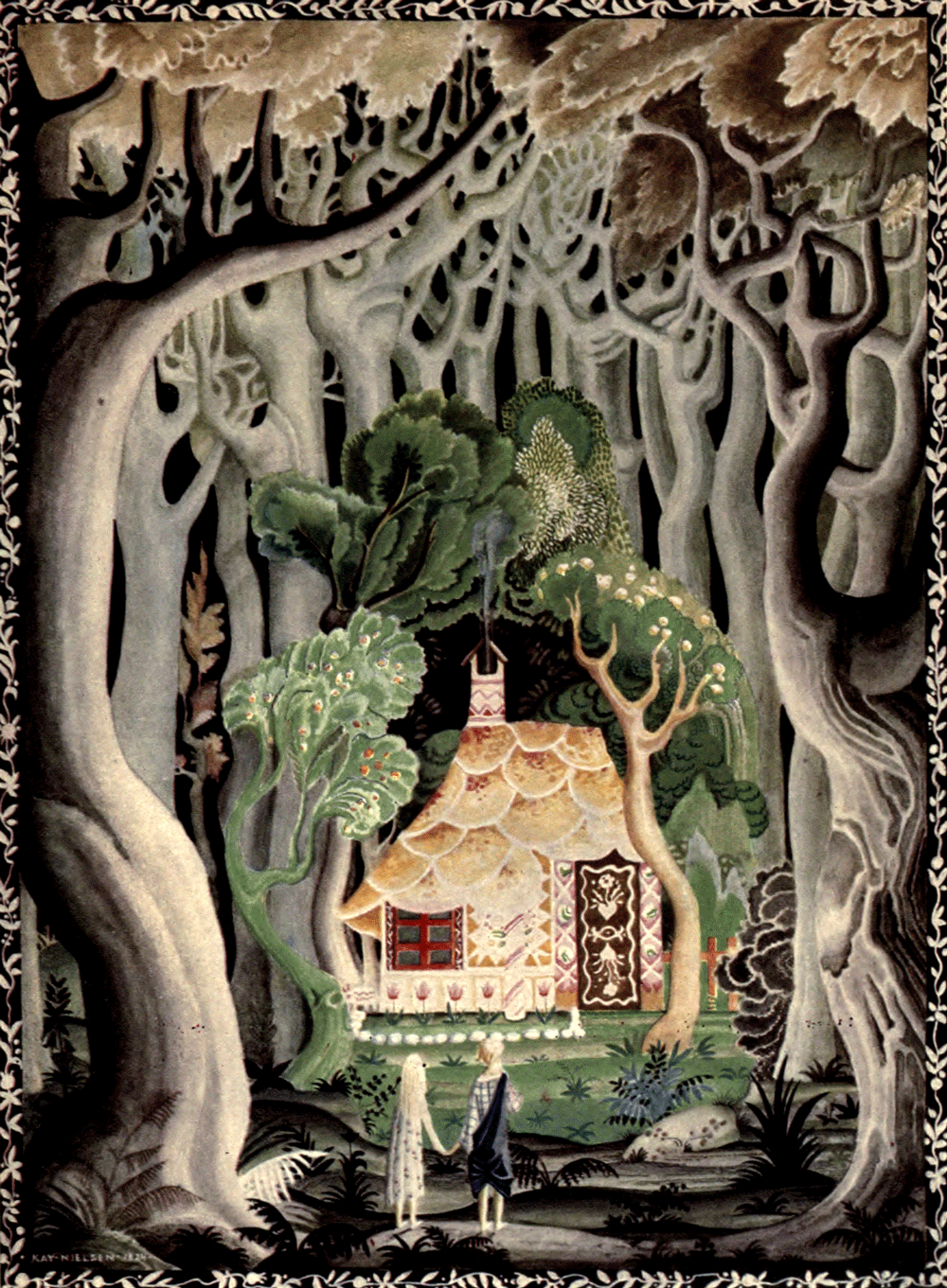 Grimm Fairy Tales Hansel And Gretel