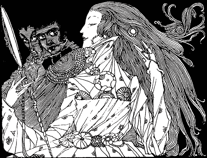 Another Moral of Cinderella - Harry Clarke