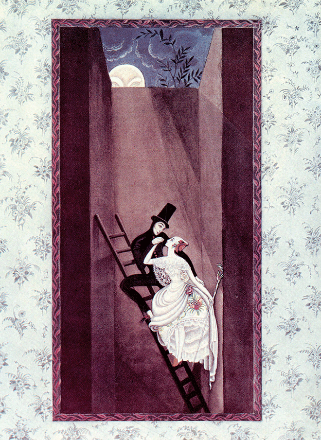 From The Fairy Tales of Hans Christian Andersen by Kay Nielsen