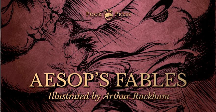 Arthur Rackham's Aesop's Fables