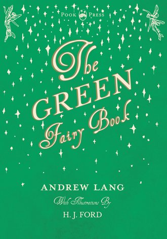 The Green Fairy Book - baby gift books blog