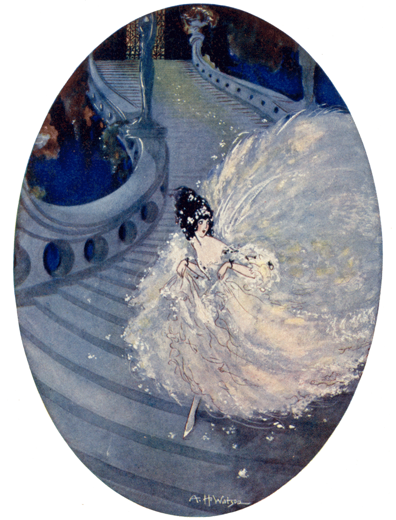 Cinderella - Illustrated by A. H. Watson