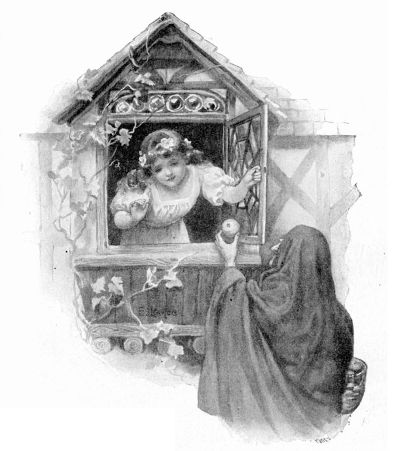 Pook Press Schneewittchen - The German Snow White Tale by the