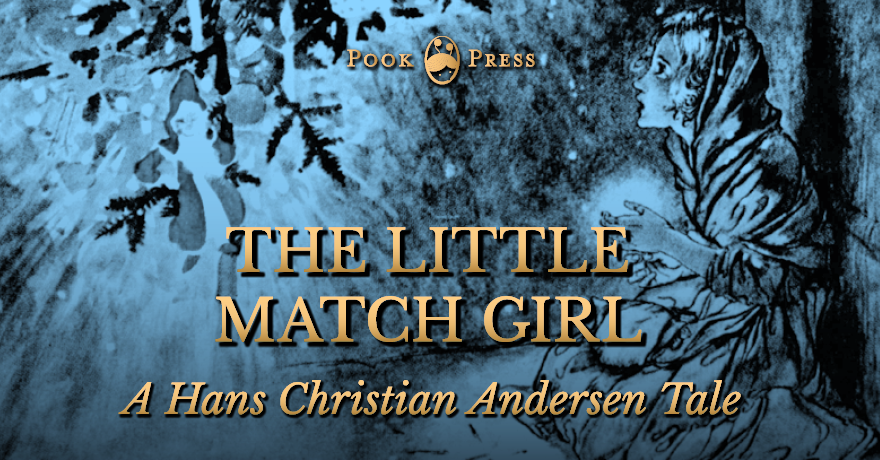 The Little Match Girl - Christmas Story
