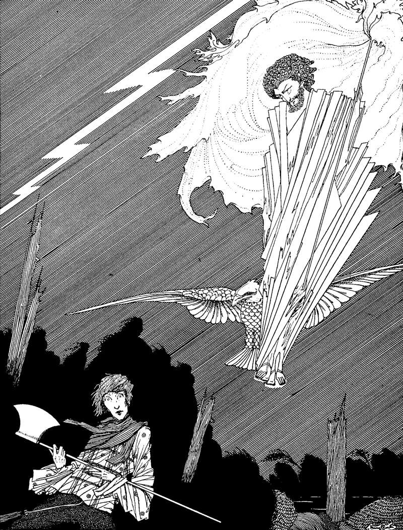 The Ridiculous Wishes by Harry Clarke