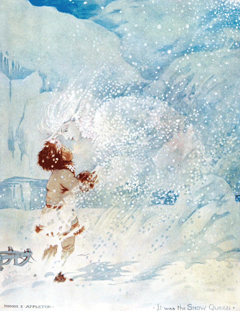 The Snow Queen by Honor C. Appleton