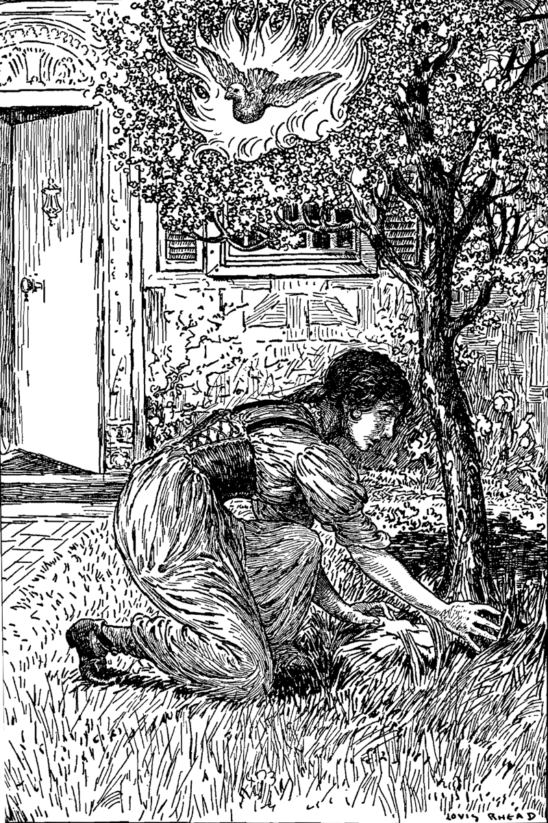 The Juniper Tree by Louis Rhead