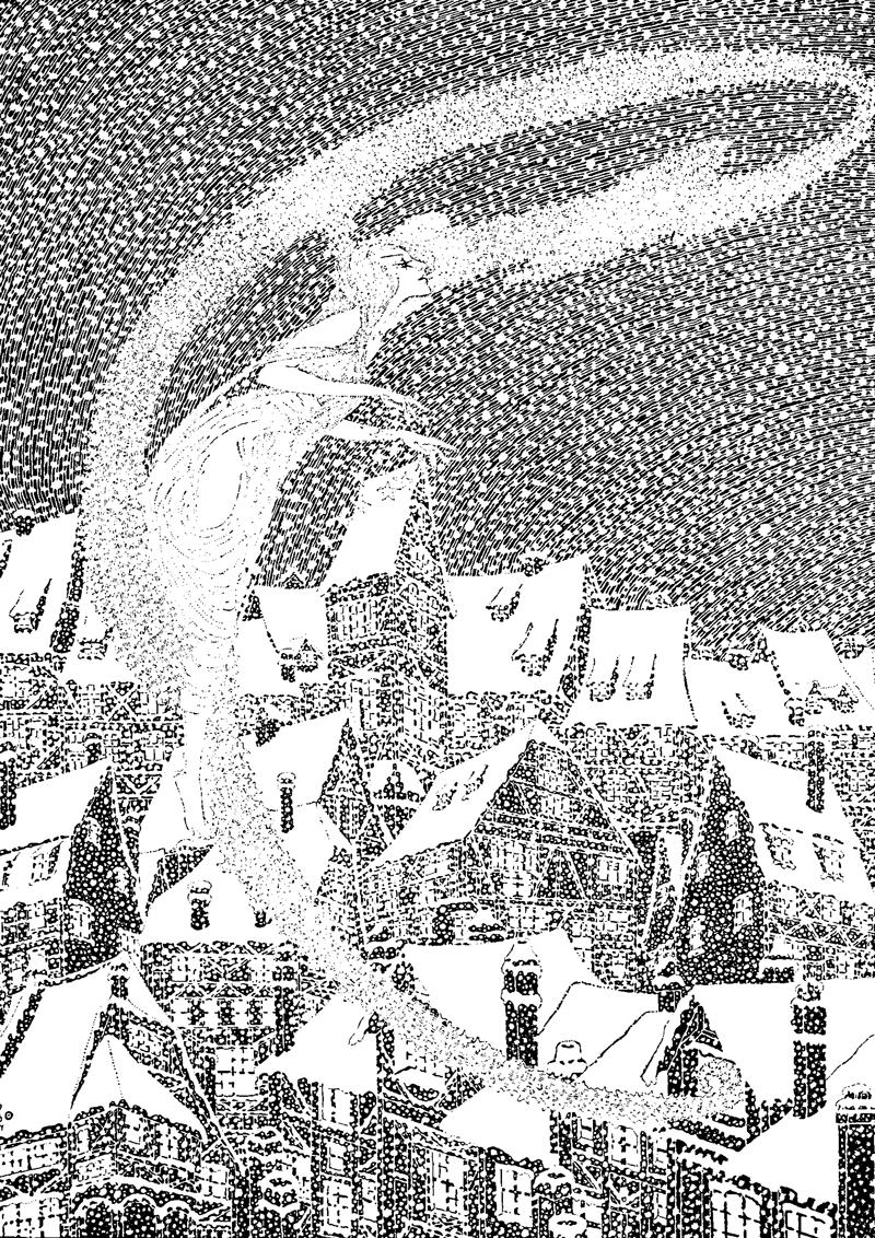 The Snow Queen by Dugald Stewart Walker