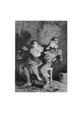 The Nights of Straparola - Vol II illustrated by E. R. Hughes