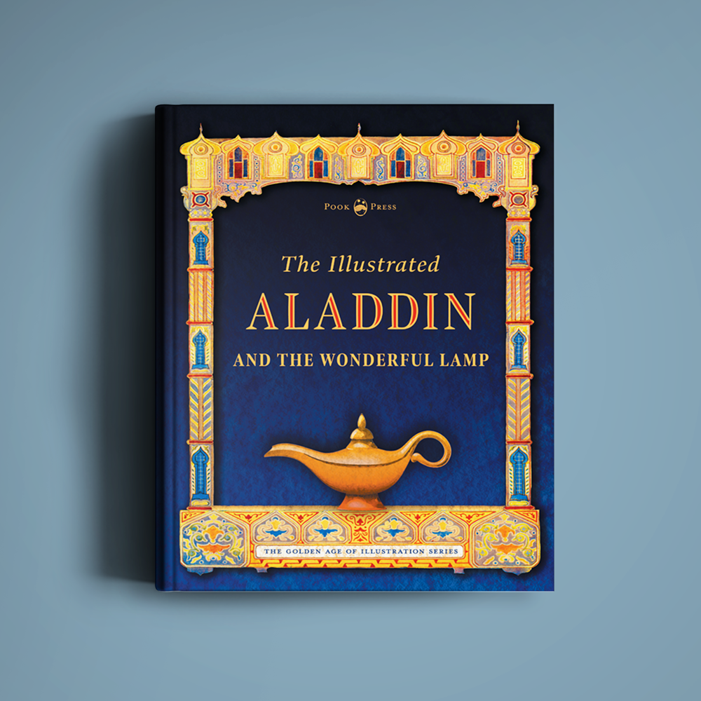 Illustrated Aladdin