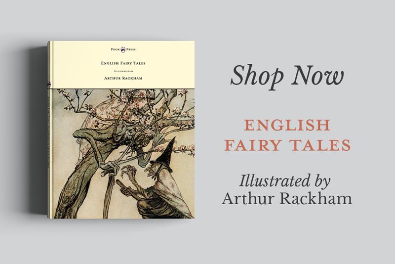 The Bogey-Beast - Arthur Rackham