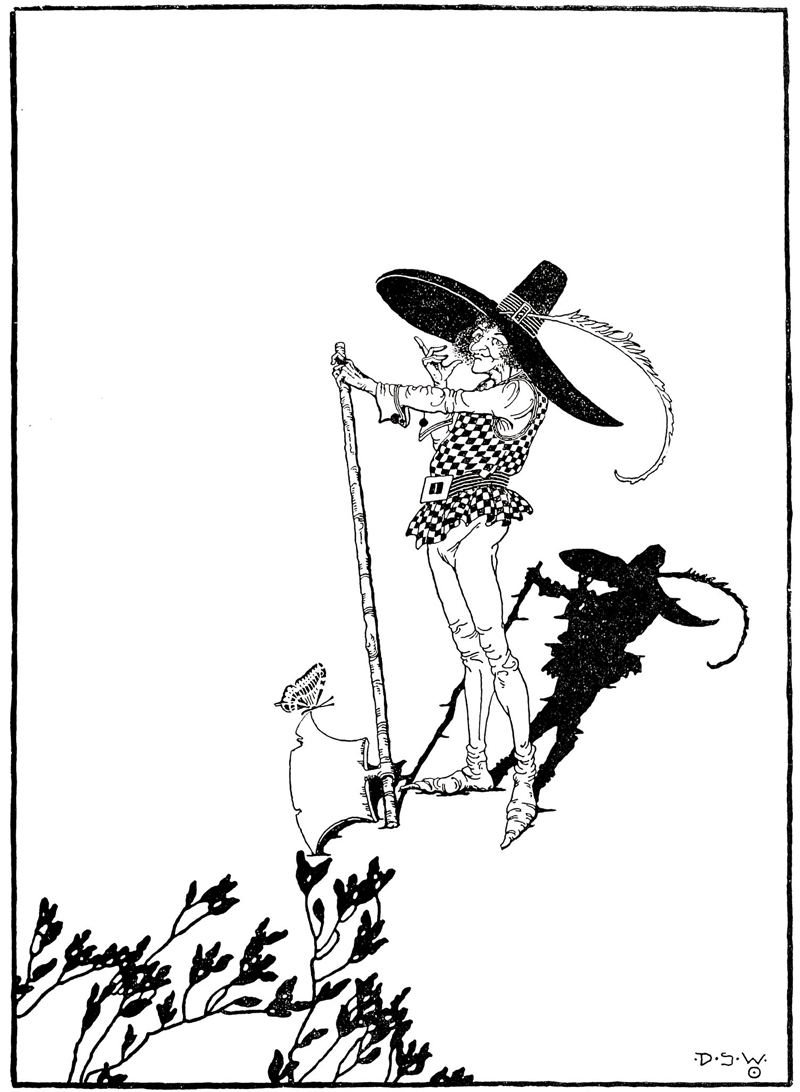 The Red Shoes illustrated by Dugald Stewart Walker
