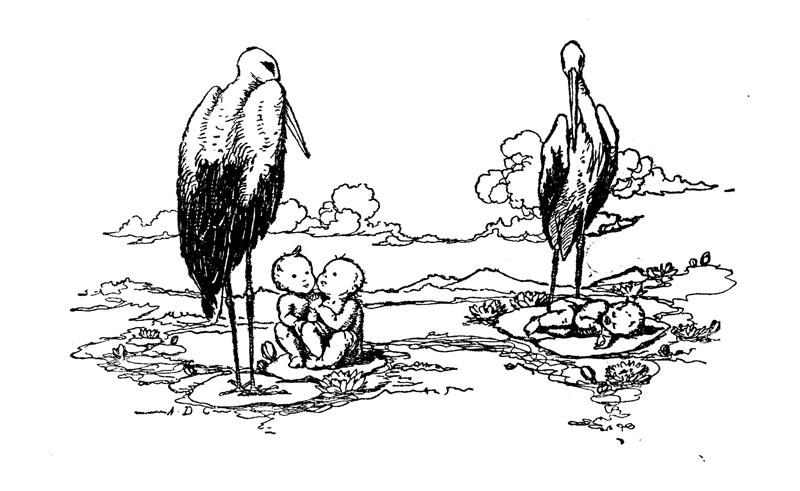 The Storks - Hans Christian Andersen