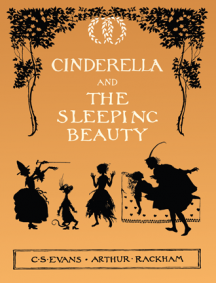 Cinderella and The Sleeping Beauty Book Cover