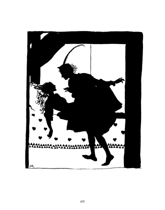 The Sleeping Beauty Illustrated by Arthur Rackham Pages
