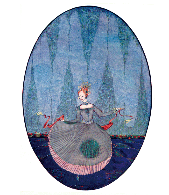 Fairy Tales by Hans Andersen - Illustrated by Harry Clarke