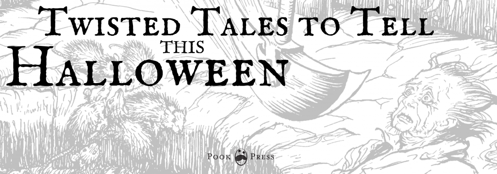 Twisted Tales To Tell This Halloween