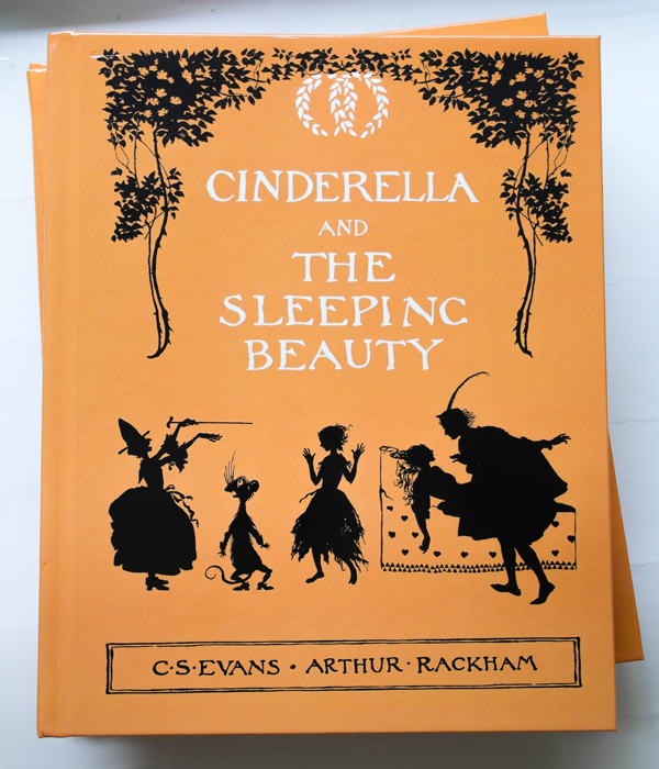 New Release – Cinderella and The Sleeping Beauty
