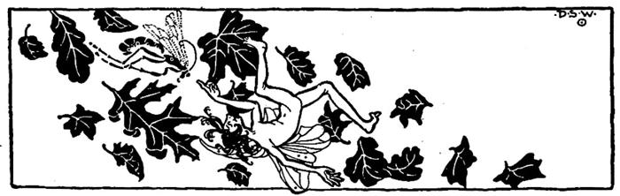 The Wind's Tale - Illustration by Dugald Stewart Walker