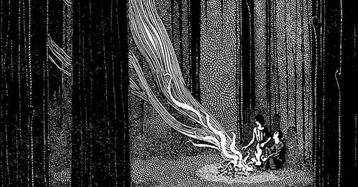 Twisted Tales To Tell This Halloween – 3 Stories from The Brothers Grimm