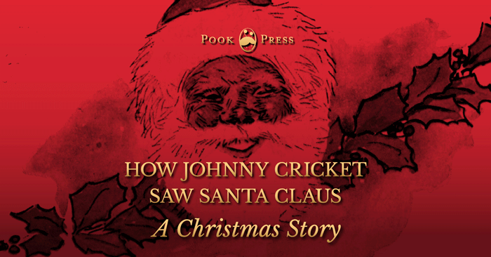 How Johnny Cricket Saw Santa Claus – A Christmas Story