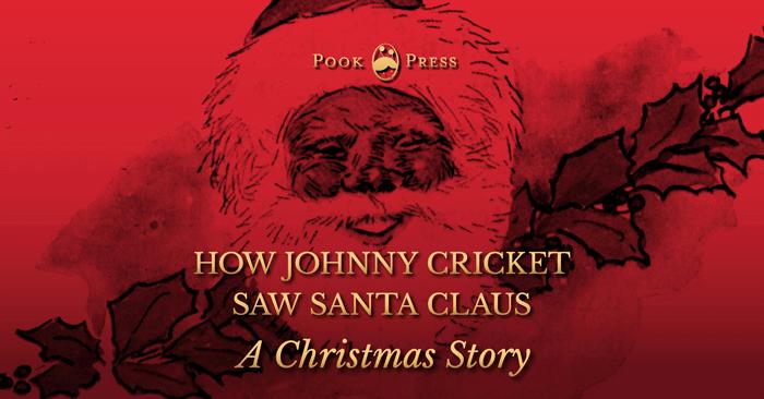 How Johnny Cricket saw Santa Clause - Christmas Story