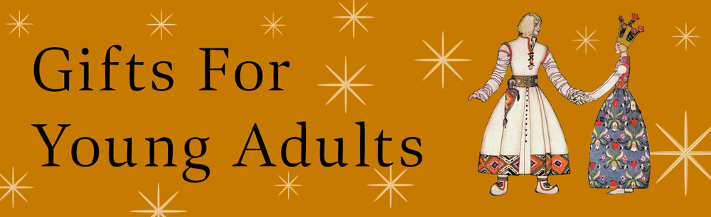 Magical Gift Books For Young Adults A Gifting List Pook Press