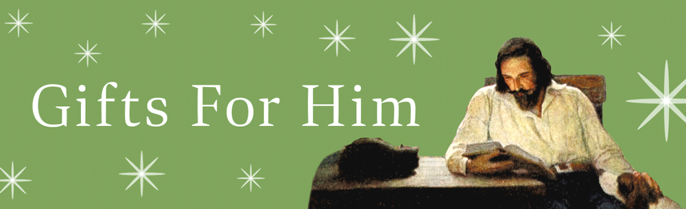 Gifts for Him - Book List