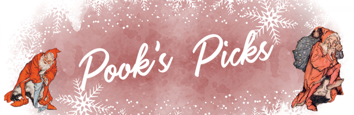 Festive Reads – Pook's Picks from our Christmas Classics Collection