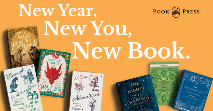 New Year, New You, New Book – A Reading List