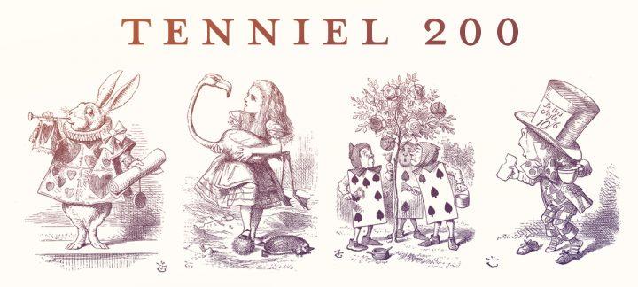 John Tenniel 200 – Celebrating the Illustrator of Alice in Wonderland