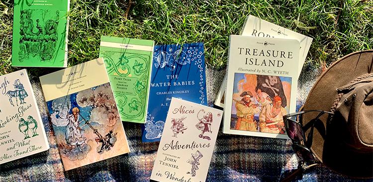 Summer Reading List Header